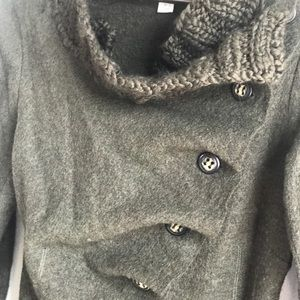 Anthropologie Sweaters - Anthropologie By Gro Abrahamssom wool cardigan M